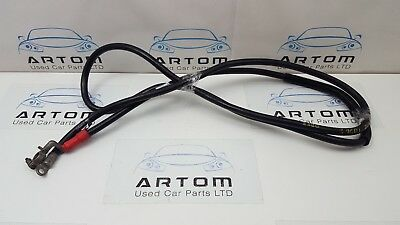 MERCEDES BENZ MB W211 E CLASS POSITIVE BATTERY POWER CABLE WIRING A2115407907