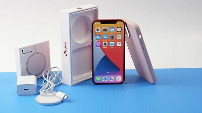 Apple iPhone 12 RED - 64GB (Unlocked) - Single Owner (Me)