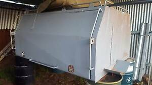 Steel ute canopy for single cab $5000ono Trangie Narromine Area Preview