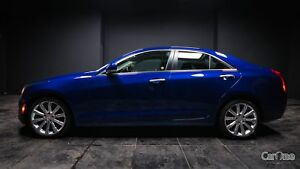 2015 Cadillac ATS 2.0L Turbo Luxury LEATHER! NAV! PUSH TO STA...