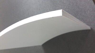 Silicone Rubber Sheet 14thk X 6 X 12 Rect Strip Us Mil Spec 60 Duro Gray