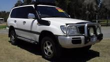 2002 Toyota LandCruiser gxl Silver Sands Mandurah Area Preview