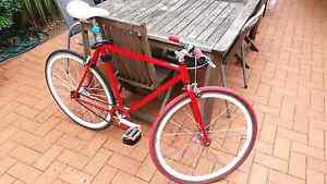 Fixed gear/Single Speed Bicycle Bondi Beach Eastern Suburbs Preview
