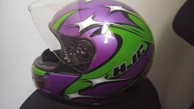 HJC Motorcycle Helmet*BEST