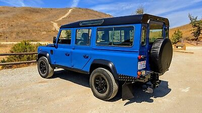 1989 Land Rover Defender 110 1989 Land Rover Defender 110