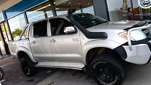 2008  SR5 HILUX  AUTOMATIC SERIES 2 Sydney City Inner Sydney Preview