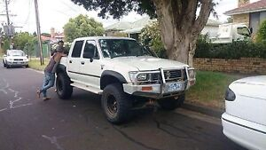 1994 Toyota Hilux sr5 Narre Warren South Casey Area Preview