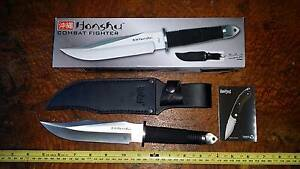 United Cutlery Honshu Combat Fighter Knife UC2845 Kelso Townsville Surrounds Preview