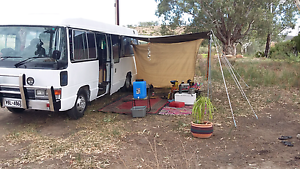 1990 toyota coaster 4.2L 6cyl diesel Canberra City North Canberra Preview