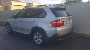 2007 BMW X5 TD 7 SEATER LONG REGO SWAP TRADE OR CASH Merrylands Parramatta Area Preview