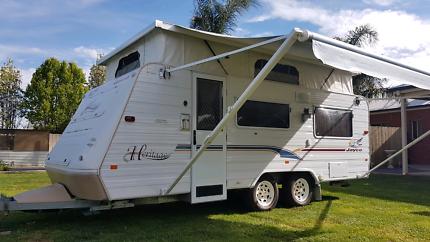 Jayco Heritage Poptop Caravan