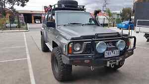 Nissan patrol 4.2 diesel Lalor Whittlesea Area Preview