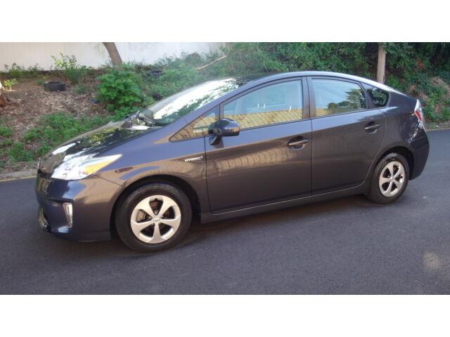 Imagen 1 de Toyota Prius  gray