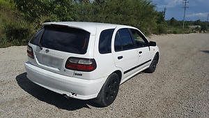 Cammed N15sss-sel/swap for another clean white N15sss with AIRCON Newcastle Newcastle Area Preview
