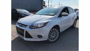 2012 Ford Focus Titanium NICE LOCAL TRADE IN!!!