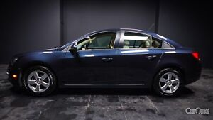 2015 Chevrolet Cruze 2LT CREAM LEATHER! VERY LOW KM! SUNROOF!