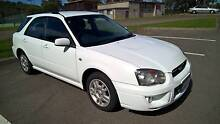 2004 Subaru Impreza Hatchback Diamond Creek Nillumbik Area Preview