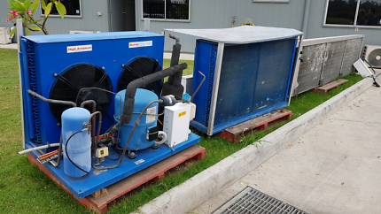 Large Coldroom Refrigeration Equipment - 2 Systems