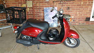 Yamaha Vino 50cc Elizabeth Playford Area Preview