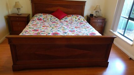 King bedroom suite by Wentworth Furniture Beds Gumtree