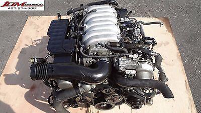 97-00 LEXUS SC400 4.0L DOHC VVTI V8 ENGINE JDM 1UZ-FE