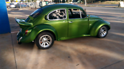 VW SUPER BEETLE 1972 Flat screen .Price Reduced  To Sell Paralowie Salisbury Area Preview