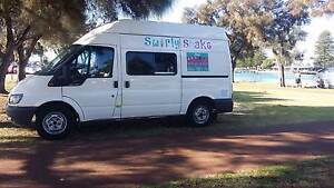 ICE CREAM VAN FOR SALE Madora Bay Mandurah Area Preview
