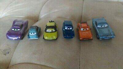 Disney Pixar Cars Lot Rare Lemons Professor Z Torch Acer Grem Tomber Finn Holley