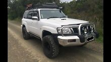 NISSAN PATROL WAGON 2005 DIESEL TURBO Mudgeeraba Gold Coast South Preview