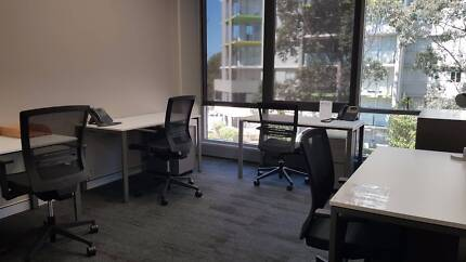 AVAILABLE SERVICED WINDOW OFFICE - FLEXIBLE TERMS