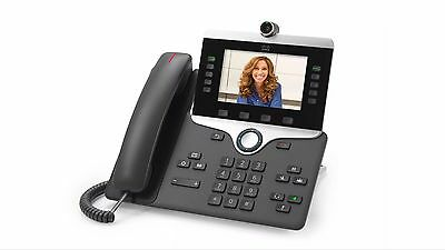 Cisco 8865 Ip Phone - Wiredwireless - Wall Mountable - Charcoal Cp-8865-k9