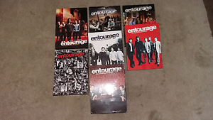 DVD Box Set Entourage Soldiers Point Port Stephens Area Preview