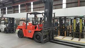 7T NISSAN FORKLIFT Welshpool Canning Area Preview