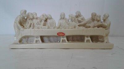 "Artmark ""The Last Supper"" Resin Art Figurine"