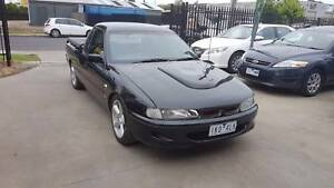 2000 Holden Commodore VS S Ute 5.0LTR V8 EXTRAS Williamstown North Hobsons Bay Area Preview