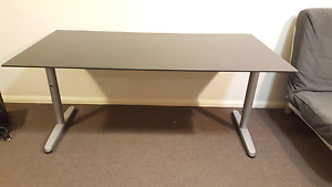 Tampered glass study table! Height adjustable! Maroubra Eastern Suburbs Preview