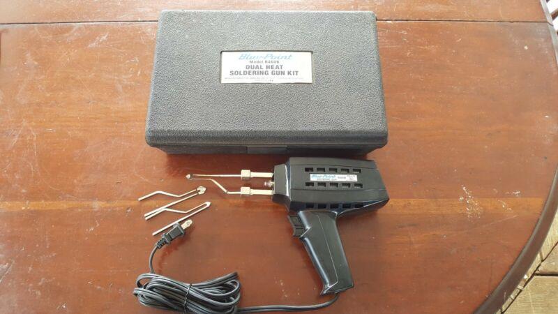 Blue Point Dual Heat Soldering Gun - Model R460B - Snap On