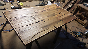 Recycled hardwood table tops Clyde Casey Area Preview