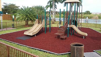 Free Mulch (RUBBER MULCH 2000 lbs. ALL COLORS AVAILABLE,FREE SHIPPING TO MOST)