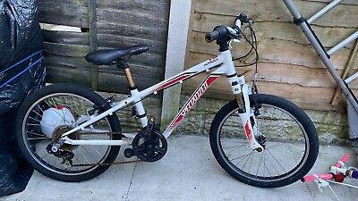 "Specialized Hotrock Kids / Child's Mountain Bike - Red - 6 Speed 20"" inch Wheels"
