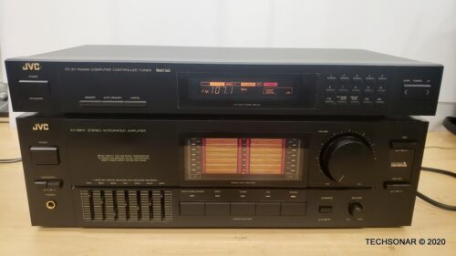 JVC AX-S95X Stereo Integrated Amplifier with FX-311 AM/FM Tuner | JAPAN