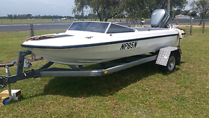 Pride Ski Boat ( Fishing ) Kempsey Kempsey Area Preview