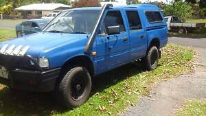 1990 Holden Rodeo Ute Innisfail Cassowary Coast Preview