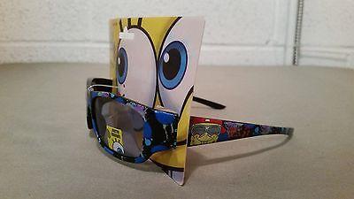 kids new spongebob squarepants sunglasses.  100% UV (Spongebob Squarepants Sunglasses)