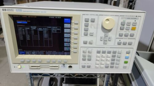 HP Agilent 4156B Precision Semiconductor Parameter Analyzer