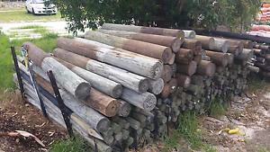 Copper logs/bollards Craigie Joondalup Area Preview