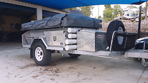 2015 GALVANIZED OFF ROAD CAMPER TRAILER Alexandra Hills Redland Area Preview