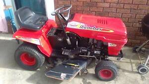 Rover Rancher 13hp Ride-on mower Mackay Mackay City Preview