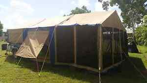 2010 ezytrail off-road camper trailer Alice River Townsville Surrounds Preview