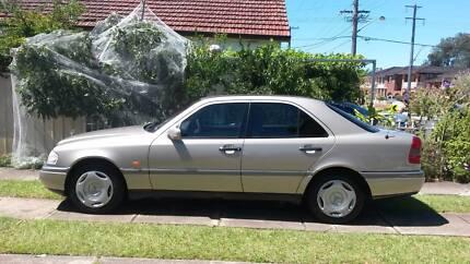 1995 Mercedes-Benz C180 Sedan Bankstown Bankstown Area Preview